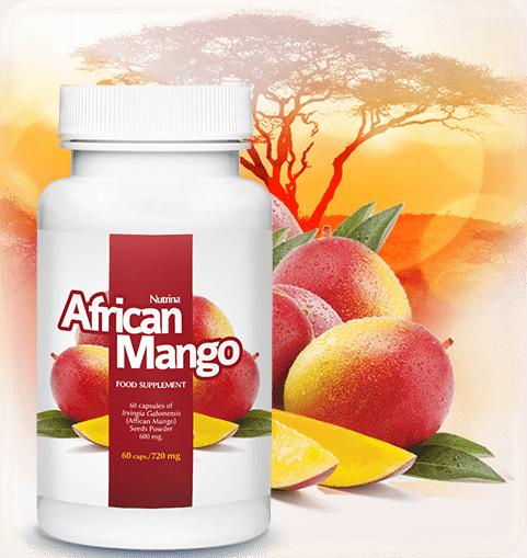 African Mango Slankepiller - KØB HER